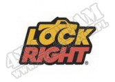 Lock Rightd-609.75 Ring