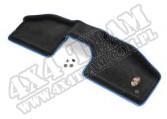 Dywanik X-Racing tył Niebieski 97-00 TJ