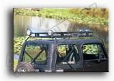 Kosz 87-06 Jeep Wrangler