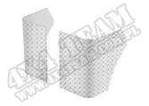Aluminiowe narożniki 8 bez otworów