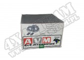 "Dystanse AVM 5x130 na 5x130  grubość 1.25"" (31,75mm)"