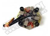 Kompletny szczotkotrzymacz wyciągarki T-Max ATW4500